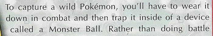 Pokemon Nintendo Power