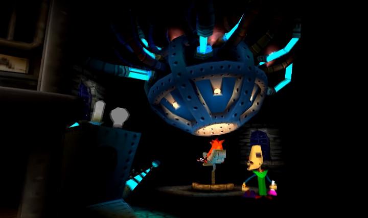 Crash Bandicoot - Into the Vortex