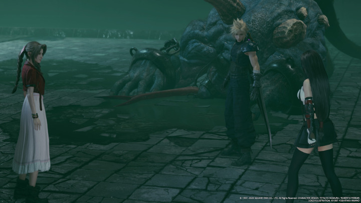 Final Fantasy VII - Abzu