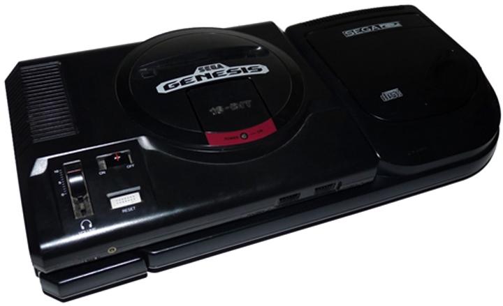 Sega CD