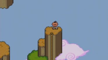 EarthBound Poo
