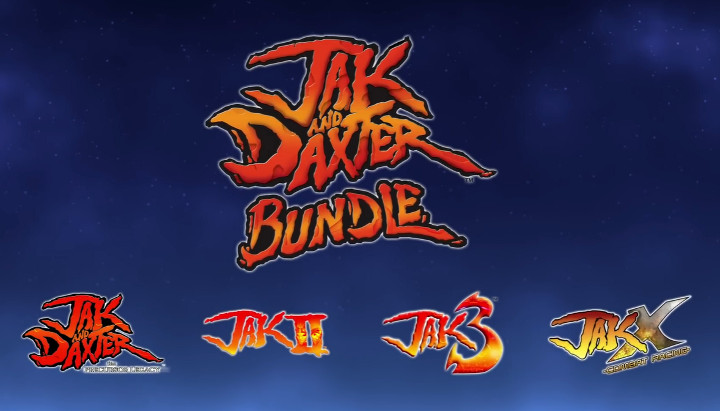 Jak and Daxter Bundle