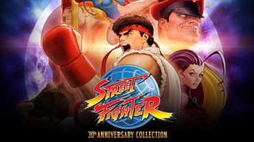 Street Fighter 30th Anniversary Bundle