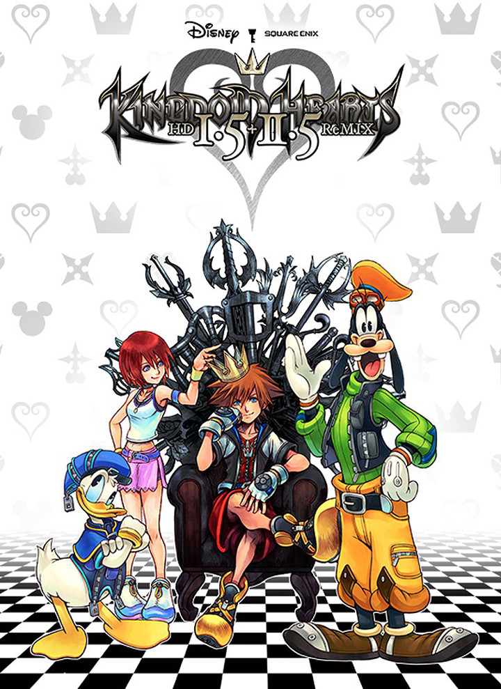 Kingdom Hearts Remix