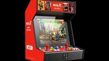 SNK Neo Geo MVSX Home Arcade