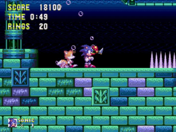 Sonic 3 - Hydrocity Zone