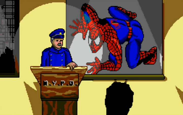 Spider-Man Wanted
