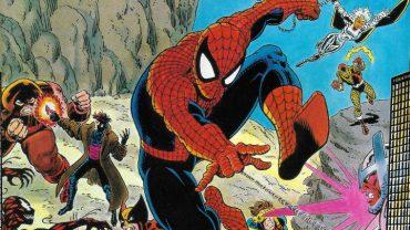Spider-Man X-Men Arcade's Revenge