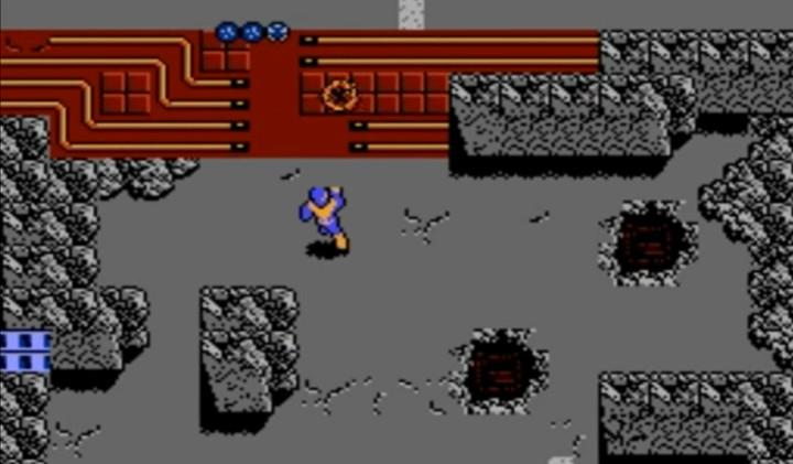 The Uncanny X-Men (NES)