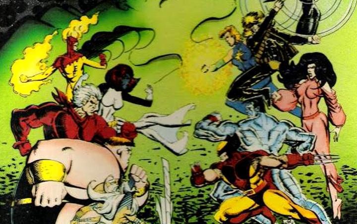 X-Men II: The Fall of the Mutants (1990)