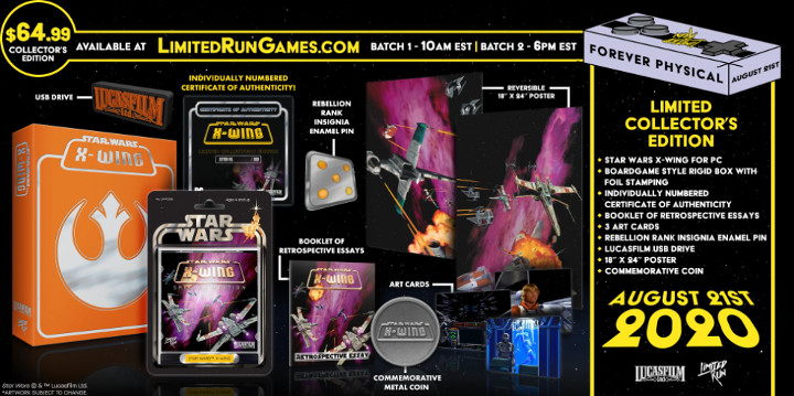 Star Wars: X-Wing Special Edition Premium Edition