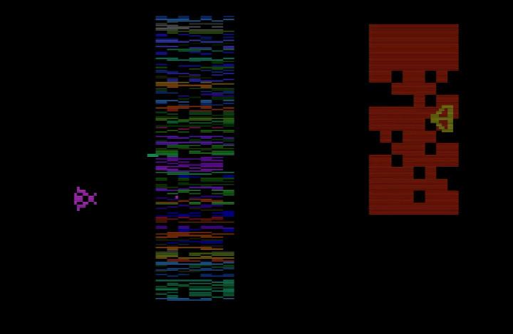 Yars' Revenge Atari 2600