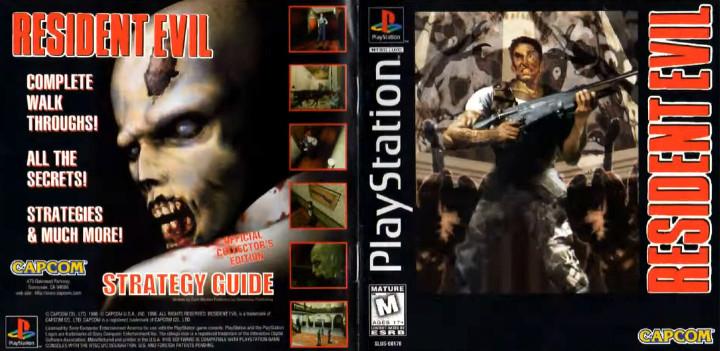 Resident Evil Game Manual
